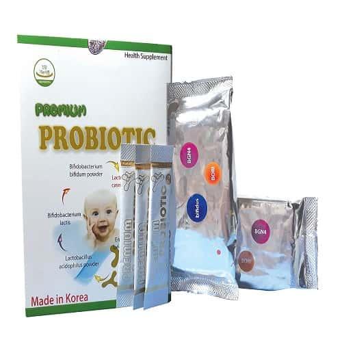 Men vi sinh Premium Probiotic ảnh thư viện