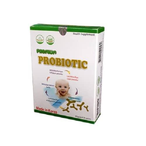 Men vi sinh Premium Probiotic nhập khẩu